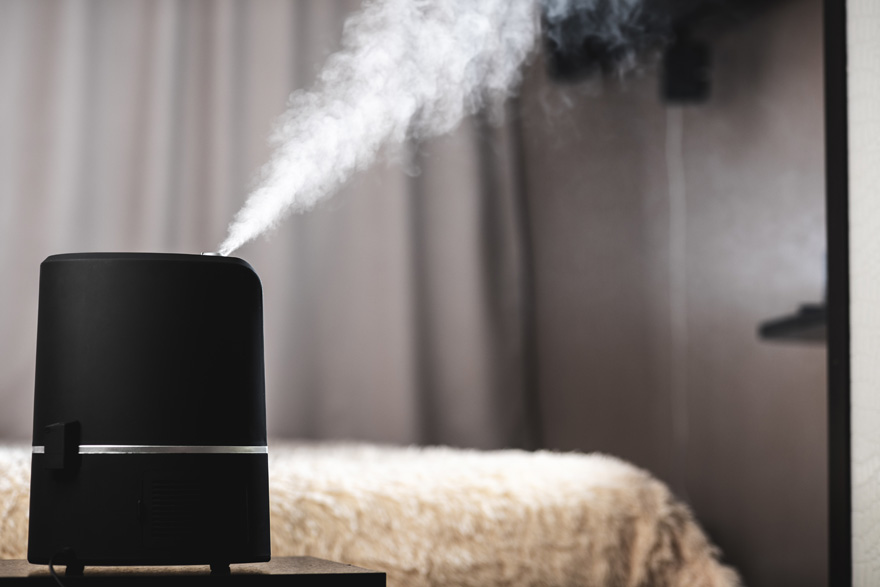 How to Keep Your Humidifier Clean