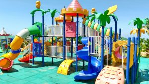Kids' Playground Bring In The Fantasy Land On Your Backyard