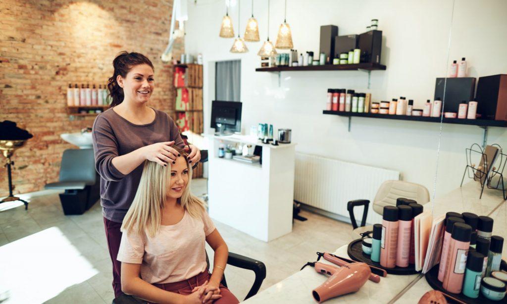 beauty salon in Hobart