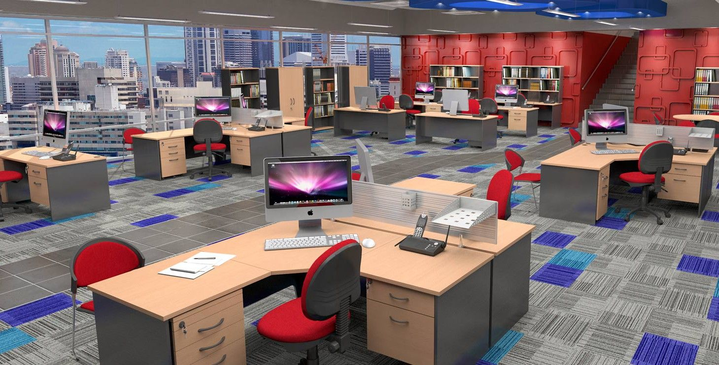 The Office Furniture Cubicle