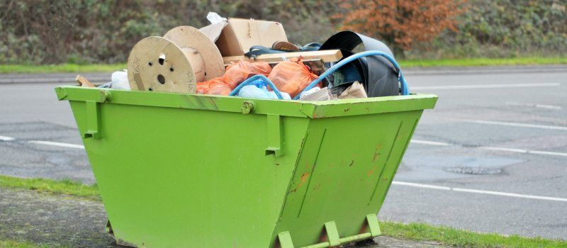 What Is the Benefit of Hiring waste removal Skip bins